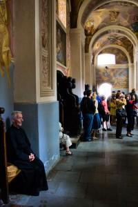Jezuita w św.Lipce