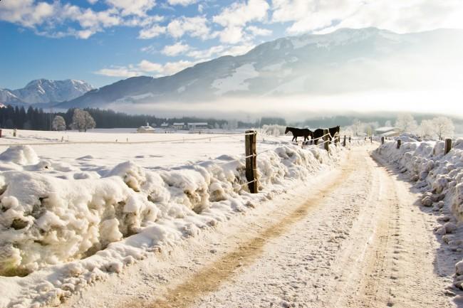 Austria – dla narciarzy prawdziwy raj…