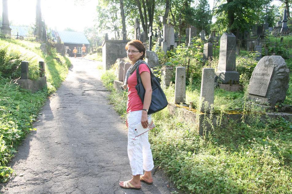 Cmentarz-na-Rossie-Wilno-A.D.2010 _wycieczka na Litwę