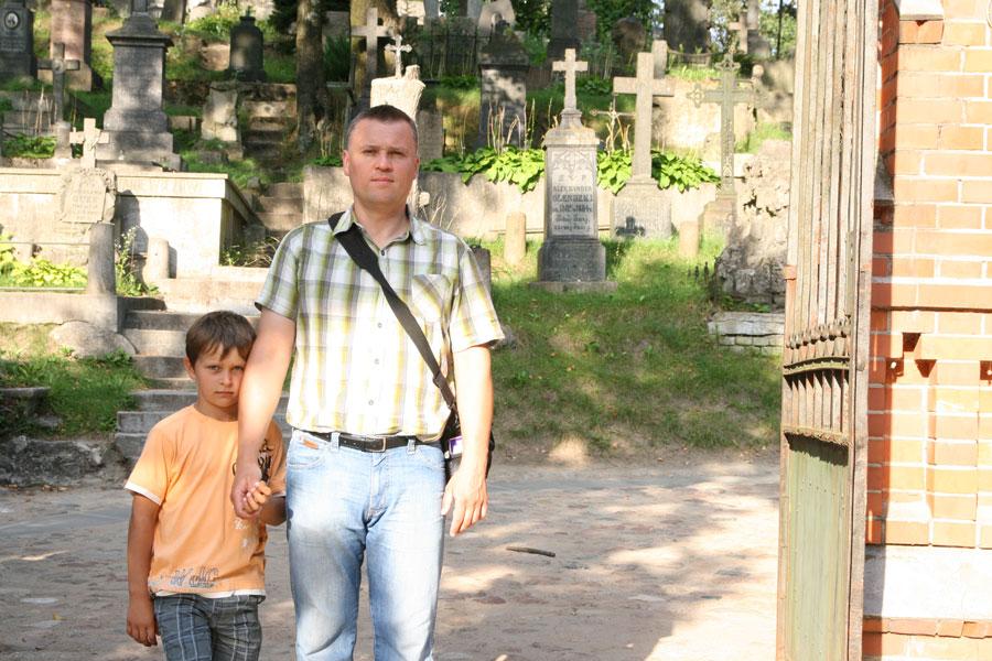 Cmentarz-na-Rossie-Wilno-wycieczka na Litwę