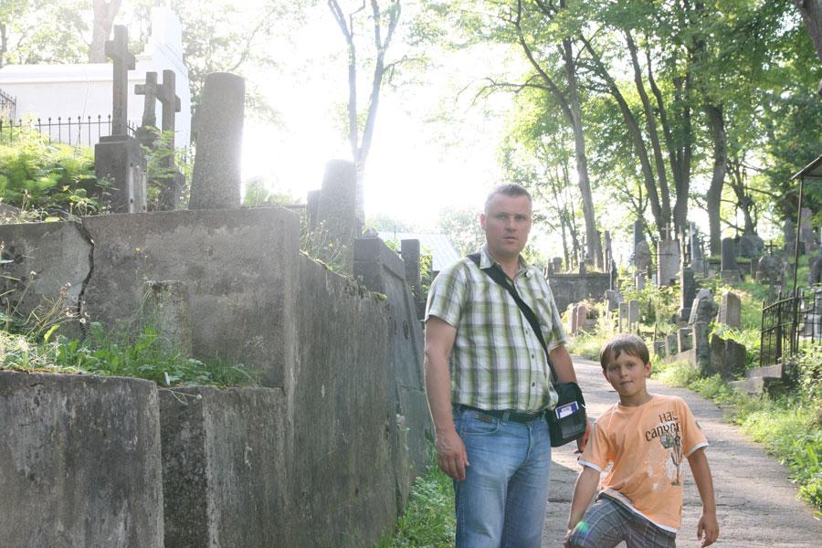 Groby-na-Rossie-Wilno -wycieczka do Wilna