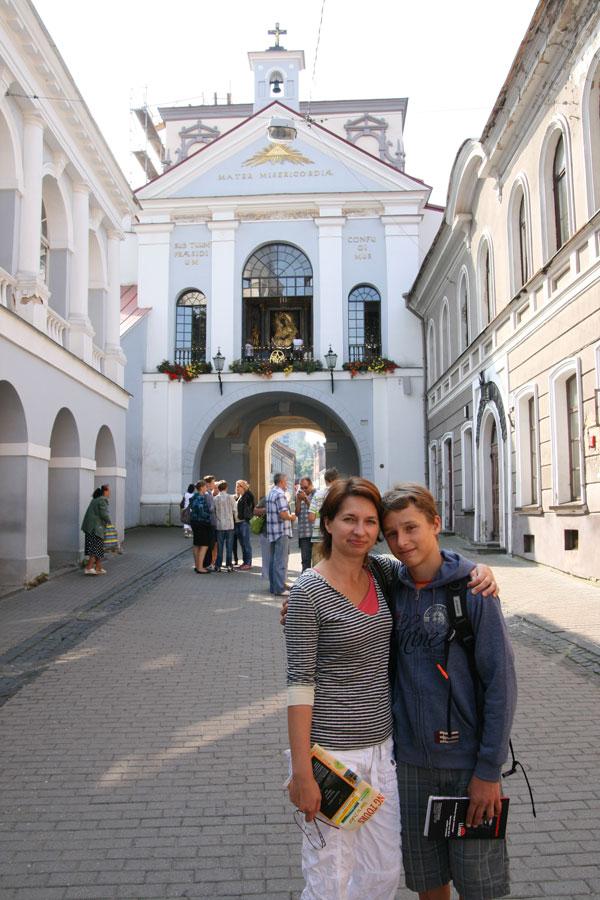 Ostra brama Wilno -wycieczka do Wilna