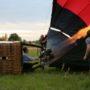 Loty balonami na Mazurach