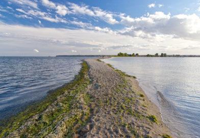 Ekomarina nad morzem w Kosakowie