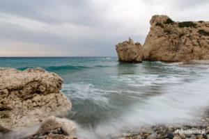 Cypr skała Afrodyty